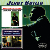 Play & Download Moon River / Delicious Together by Jerry Butler | Napster