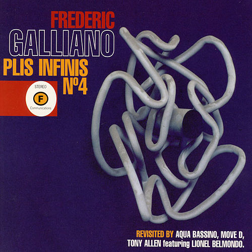 Plis Infinis 4 by Frederic Galliano