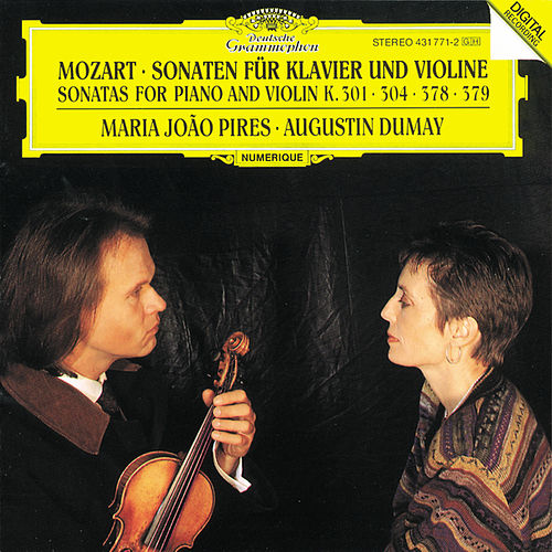 Play & Download Mozart: Violin Sonatas K. 301, 304, 378 & 379 by Maria Joao Pires | Napster