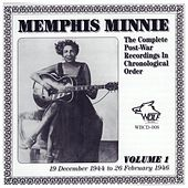 Volume 1 (1944-1946) by Memphis Minnie