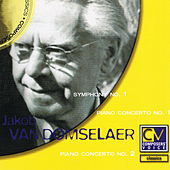 Play & Download Symphony No. 1, Piano Concerto No. 1 & Piano Concerto No. 2 by Kees Wieringa | Napster