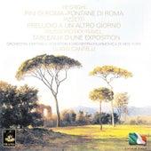 Respighi: Pini Di Roma & Fontane Di Roma - Pizzetti: Preludio a Un Altro Giorno - Mussorgsky: Tableaux D'une Exposition by Guido Cantelli