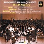 Budapest String Quartet: The XX Century by Budapest String Quartet