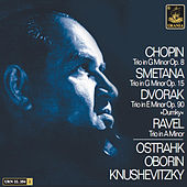 Play & Download Chopin: Trio Op 8 - Smetana: Trio Op. 15 - Dvořák: Trio Op. 90 - Ravel: Trio in a Minor by Sviatoslav Knuschevitzky | Napster