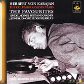 The Columbia Golden Years: The Favourites by Herbert Von Karajan
