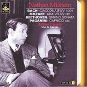 Play & Download Bach; Ciaccona - Mozart: Adagio K. 261 - Beethoven: Spring Sonata - Paganini: Capricci by Arthur Balsam | Napster