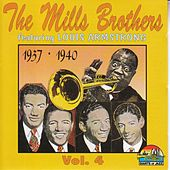The Mills Brothers, Vol. 4 (Giants of Jazz) by Various Artists