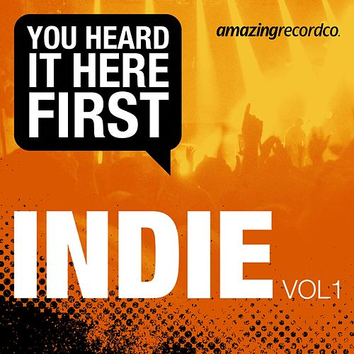Indie, Vol. 1 (You Heard It Here First) by Various Artists