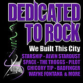 Play & Download We Built This City: Dedicated to Rock by Various Artists | Napster