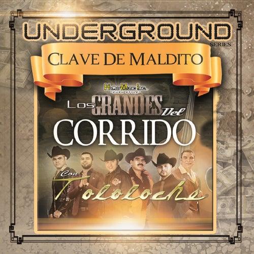 Los Grandes del Corrido Con Tololoche by Various Artists