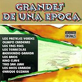 Grandes De Una Epoca by Various Artists