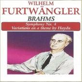 Wilhelm Furtwängler - Brahms by Berliner Philharmoniker