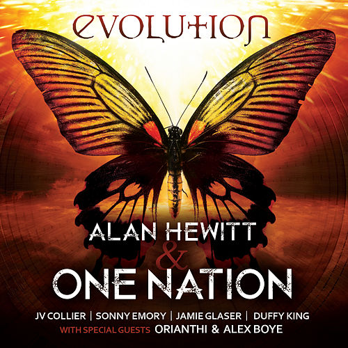 Play & Download Evolution by Alan Hewitt | Napster
