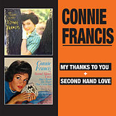 My Thanks to You + Second Hand Love by Connie Francis