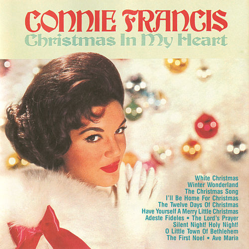 Christmas in My Heart by Connie Francis