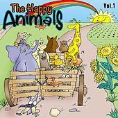 The Happy Animals, Vol. 1 by Happy Animals