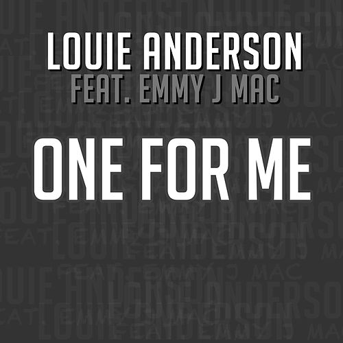 One For Me by Louie Anderson
