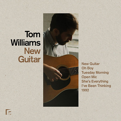 Play & Download New Guitar by Tom Williams | Napster