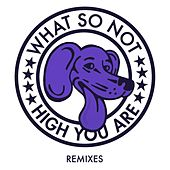 Play & Download High You Are Remixes by What So Not | Napster