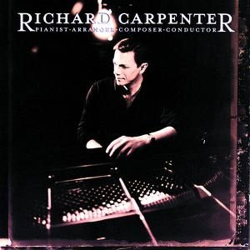 Play & Download Pianist-Arranger-Composer-Conductor by Richard Carpenter | Napster