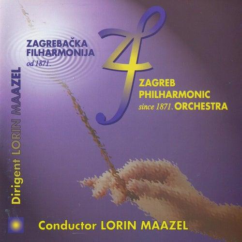 Deveta simfonija, op. 125 u d-molu by Zagrebačka filharmonija
