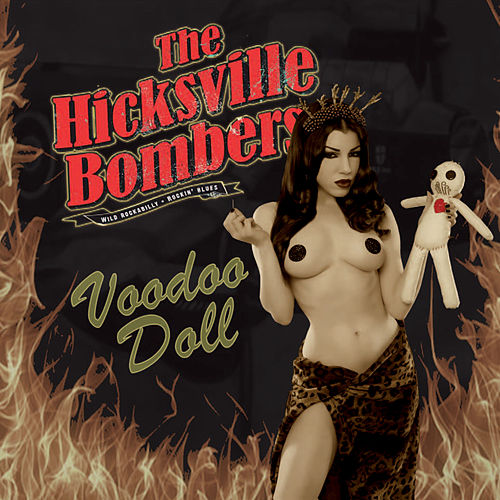 Play & Download Voodoo Doll by The Hicksville Bombers | Napster
