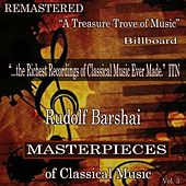 Rudolf Barshai - Masterpieces of Classical Music Remastered, Vol. 3 by Moscow Chamber Orchestra