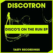Play & Download Disco's On The Run - Single by Discotron | Napster