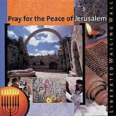 Pray for the peace of Jerusalem by Liberated Wailing Wall