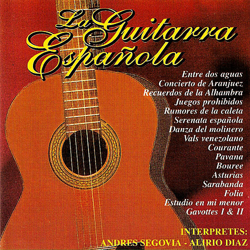 Play & Download La Guitarra Española by Various Artists | Napster