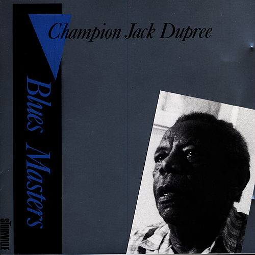 Blues Masters Vol. 6 by Champion Jack Dupree