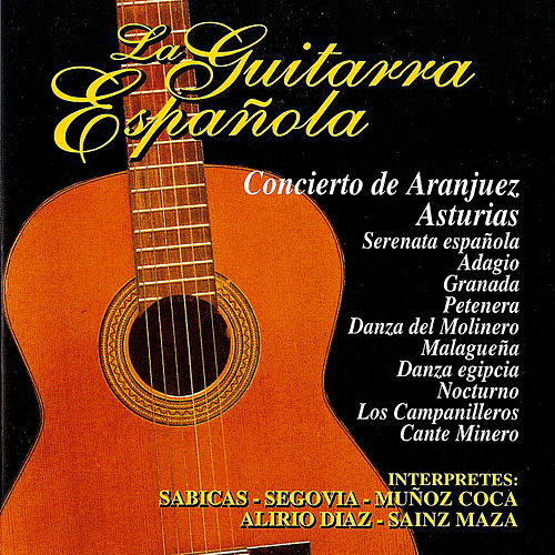 Play & Download La Guitarra Española Vol.3 by Various Artists | Napster
