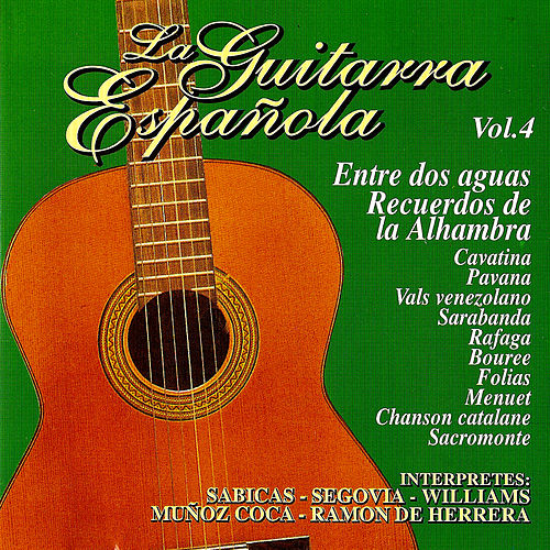 La Guitarra Española Vol.4 by Various Artists