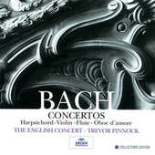 J.S. Bach: Concertos for solo instruments by Various Artists