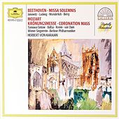 Beethoven: Missa Solemnis / Mozart: Coronation Mass by Various Artists
