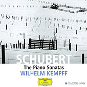 Schubert: The Piano Sonatas by Wilhelm Kempff