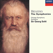 Brahms: The Symphonies by Chicago Symphony Orchestra