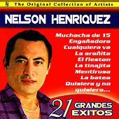 Play & Download 21 Grandes Exitos by Nelson Henriquez | Napster