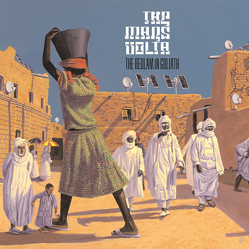 Play & Download The Bedlam in Goliath by The Mars Volta | Napster