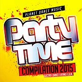Party Time Compilation 2015 - EP by Various Artists