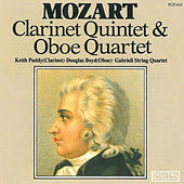 Play & Download Mozart: Clarinet Quintet & Oboe Quartet by Gabrieli String Quartet | Napster