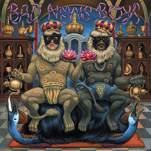Bad News Boys by The King Khan & BBQ Show