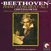 Beethoven: Piano Concerto No. 5 by Cristina Ortiz
