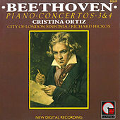 Play & Download Beethoven: Piano Concertos 3 & 4 by Cristina Ortiz | Napster