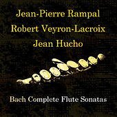 Bach: Complete Flute Sonatas by Various Artists