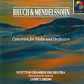 Play & Download Bruch & Mendelssohn Concerto for Violin & Orchestra by Scottish Chamber Orchestra | Napster
