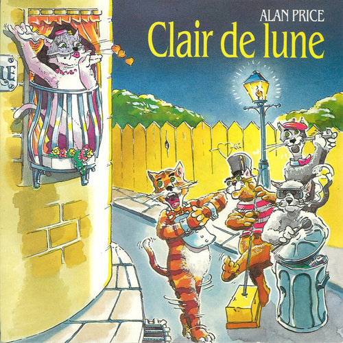 Play & Download Clair de lune by Alan Price | Napster
