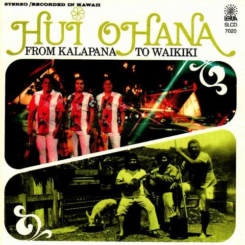 Hui Ohana - Hawaii-Tahiti