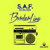 Play & Download Borderline (feat. Nell Ryder) by SAF | Napster