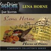 Horne of Plenty by Lena Horne